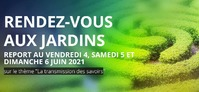 Rendez-vous aux jardins - Hôtel particulier de Sambucy de Sorgue (privé) -2021
