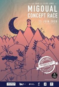 Migoual - Concept Race - Millau, Mont Aigoual, Millau - 2020