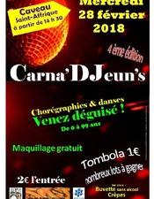 4 éme édition : Carna'DJeun's