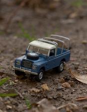 "1er Rassemblement ""Land Rover"""