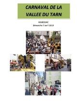 Carnaval de la vallée du Tarn