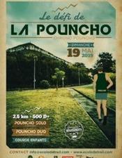 Le défi de la Pouncho - Chrono Pouncho