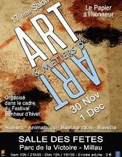 Salon des Arts et des Métiers d'Art