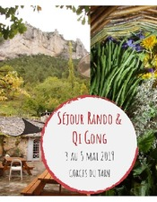Week-end randonnée et Qi Gong