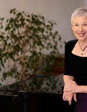 Récital de musique classique avec Roselyne Courtial