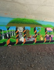 Millau Street Art