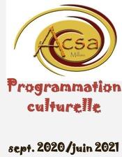 Conférences de l'Association Culturelle du Sud-Aveyron (ACSA)