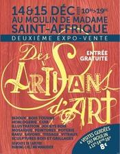 Expo-Vente d'artisans
