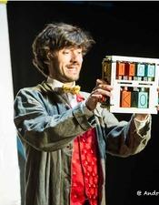 Festival Bonheurs d'Hiver : Spectacle Boby Lapointe