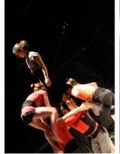 Stage de portés acrobatiques