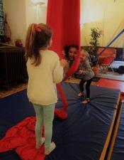 Stage enfants cirque