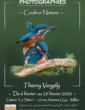 Exposition photos  Couleur Nature (Galerie le Salon)