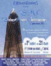 Expositions Statues-menhirs Contemporaines