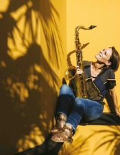 Sophie Alour 5tet invite Mohamed Abozekry - Festival Millau Jazz