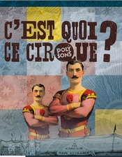 Festival CQCC ? : Cabaret cirque