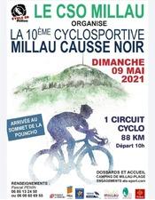 10e cyclosportive Millau Causse Noir 2021