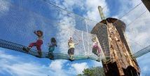Antipodes Arbres et Cimes - Parcours dans les arbres - Millau