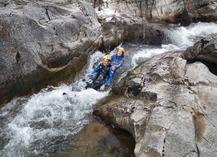 Roc et Canyon - Canyoning avec ou sans cordes - Millau