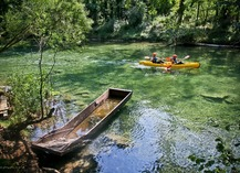 Roc et Canyon - Canoë Kayak et Stand up paddle - Millau
