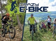 Crazy e-Bike - Location de VTT / VTC électriques - Millau
