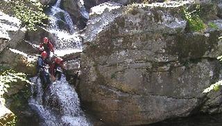 Antipodes Canyoning - Randonnée aquatique - Millau
