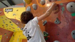 Salle  d'escalade Couleur Caillou - Millau