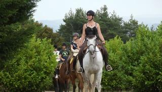 Centre Equestre Le Sonnac - La Cresse