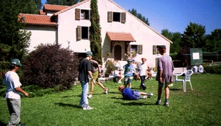 Gîte de groupes de La Maladrerie - Millau