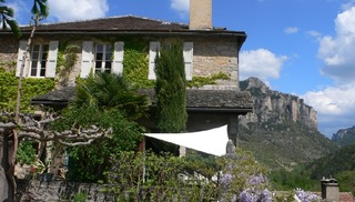 L'Ermitage - Trou d'Art - Peyreleau