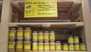 Miel des Gorges du Tarn - Rivière-sur-Tarn
