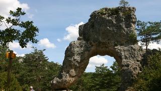 Parc de Loisirs de Montpellier-le-Vieux - Randonnée pédestre - Millau