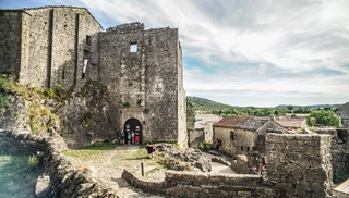 Château Templier de la Couvertoirade - La Couvertoirade