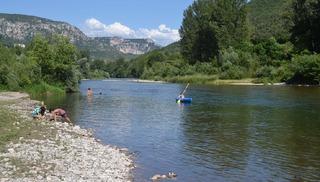 Camping Moulin de La Galinière - Rivière-sur-Tarn