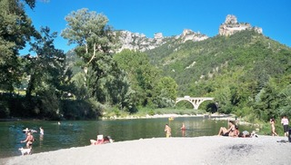Camping Brudy - Brudy Plage - Le Rozier