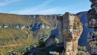 Château de Peyrelade - Rivière-sur-Tarn
