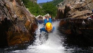 Acro-Bat. Millau - Canyon - Randonnée Aquatique - Millau