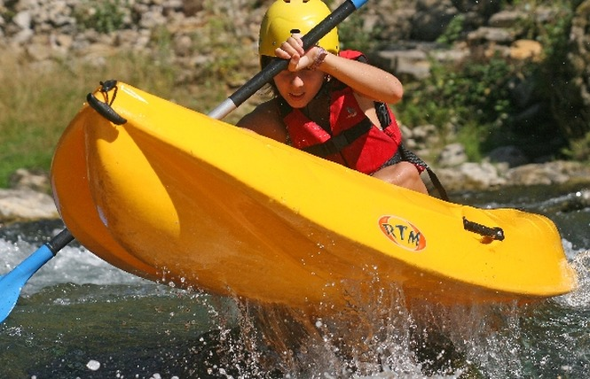 L'Alternative - canoë kayak 1 - Mostuéjouls