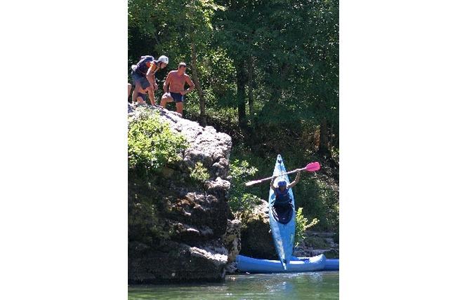L'Alternative - canoë kayak 11 - Mostuéjouls