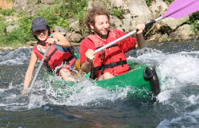L'Alternative - canoë kayak 13 - Mostuéjouls