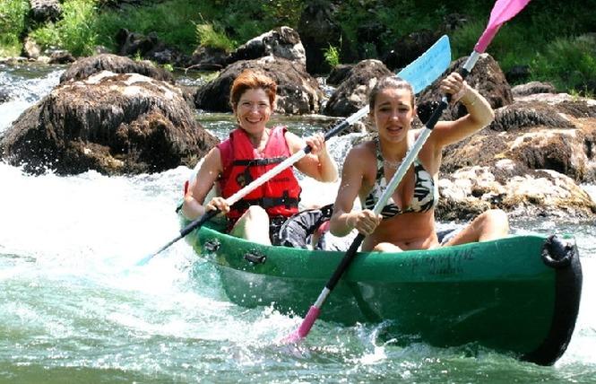 L'Alternative - canoë kayak 4 - Mostuéjouls