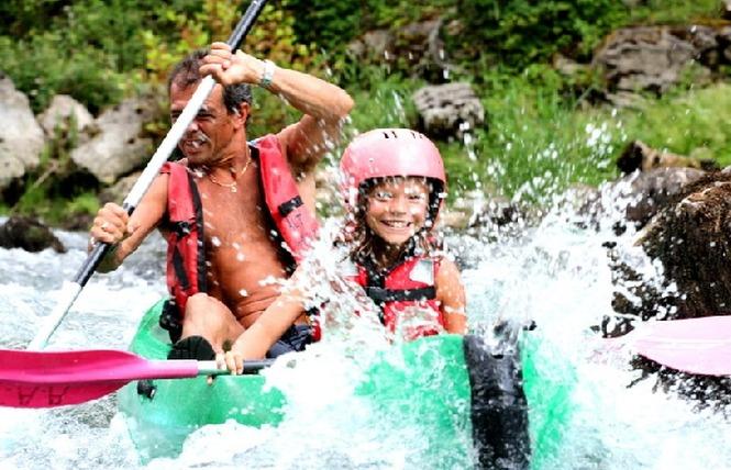 L'Alternative - canoë kayak 9 - Mostuéjouls