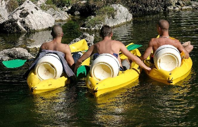 L'Alternative - canoë kayak 2 - Mostuéjouls