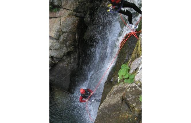 Antipodes Canyoning - Randonnée aquatique 5 - Millau