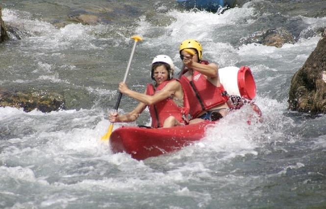 Aigue Vive canoe kayak 9 - Mostuéjouls