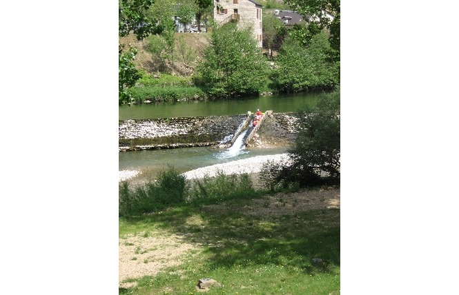 Aigue Vive canoe kayak 4 - Mostuéjouls