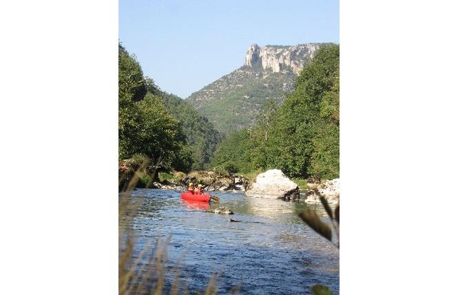 Aigue Vive canoe kayak 3 - Mostuéjouls