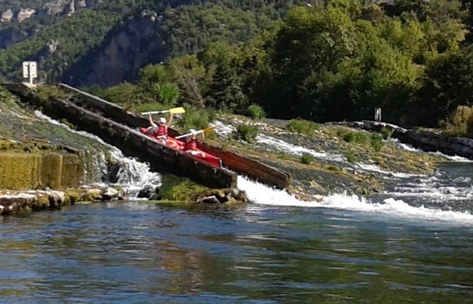 Aigue Vive canoe kayak 7 - Mostuéjouls