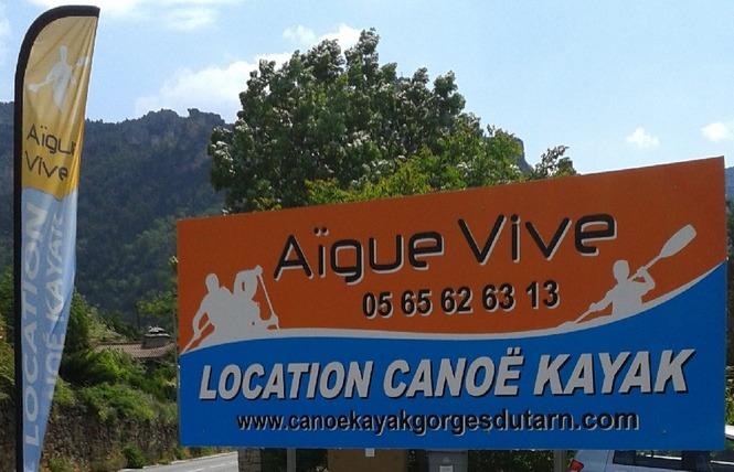 Aigue Vive canoe kayak 15 - Mostuéjouls