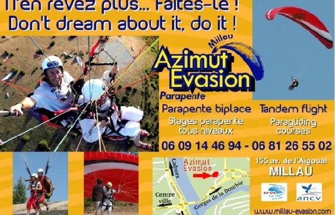 Evasion Parapente 4 - Millau