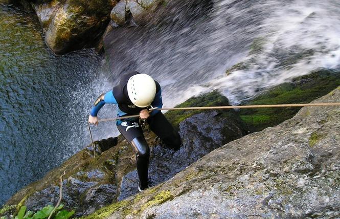 Horizon - Millau canyoning 3 - Millau